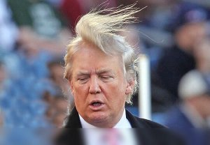 Hairstyles Of Donald Trump