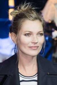 Oval Face Shape Kate Moss