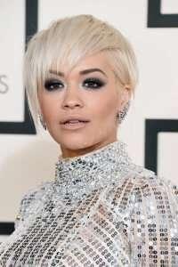 Oval Face Shape. Rita Ora.