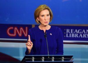 Hairstyles of Carly Fiorina
