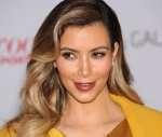 Hair Color Contouring On Kim Kardashian West