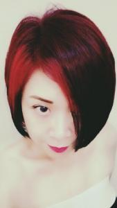 Hair Contour Coloring